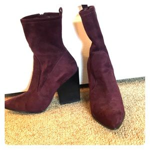 Kendal and Kylie ankle boots